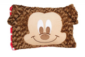 Disney Mickey and Minnie Face Soft Pillowcase Cover