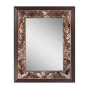 Head West Tropical Leaf Mirror, 70cm by 90cm