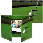 Golf gate-fold event 6x4 photo folders sold in 25s - 4x6