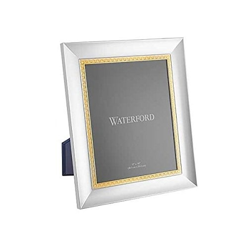 Waterford Lismore Lace Gold 8 x 10 Picture Frame by Waterford ...