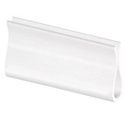 Roller Window Shade WHITE PLASTIC HAND GRIP from Shade Doctor of Maine