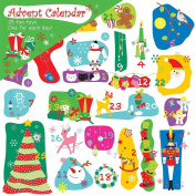 Toy Advent Calendar by Calendar Ink