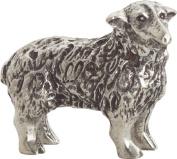 Danforth - Large Sheep Standing, Pewter Nativity Set