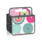 Thirty One Double Duty Caddy in Bubble Bloom - No Monogram - 4787