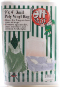Elf Stor Premium Christmas Tree Poly Large Storage Bag 2.7m x 1.2m For 2.3m Trees