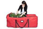 TreeKeeper Santa's Bags Premium Christmas Extra Large Rolling Tree Storage Duffel