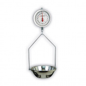 Detecto Hanging Dial Fish Scale, 18kg Capacity -- 1 each.