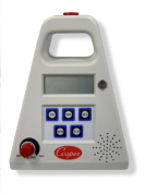 Cooper-Atkins FT24-0-3 Large Single Station Digital Timer, 24 Hour Digital with Volume Control, 24 Hours Unit Range