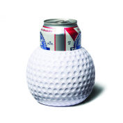 Big Mouth Toys Golf Ball Drink Kooler, White