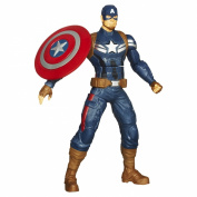 Captain America Shield Throwing 25cm Electronic Action Figure