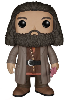 Funko 5864 POP Movies: Harry Potter - Rubeus Hagrid 15cm Action Figure