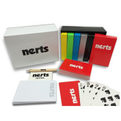 Card Games for Family Game Night. The Official NERTS Box Set
