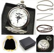 Fullmetal Alchemist Pocket Watch Gift Set