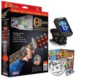 ChordBuddy Guitar Learning System & Teaching Aid Chord Buddy with True Tune Chromatic Tuner
