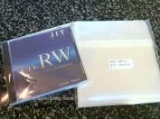 100 Pcs Standard CD Jewel Case Cello / Cellophane Bags