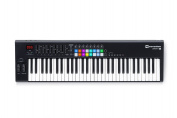 Novaton Launchkey 61 USB Keyboard Controller for Ableton Live, 61-Note MK2 Version