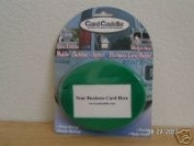 Green Card Caddie for Business Cards