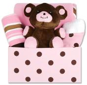 Trend Lab Fabric Box Gift Set, Maya Dot