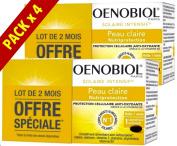 Oenobiol Intensive Solar Nutriprotection Light Skins - Pack 4 x 30 Gel Caps