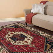 Surya Ancient Treasures Classic Wool Accent Rug