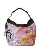 DISNEY COUTURE S & V Ladies/Girls Top Handle Handbag Snow White Dreamscape