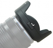 Maxsimafoto - Compatible LH-66 Lens Hood for Olympus M. Zuiko Digital ED 12-40mm f/2.8 PRO