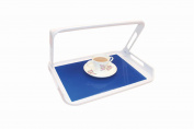 NRS Handi Tray with Non Slip Mat/Foldaway Handle