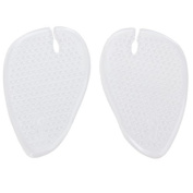 Footful Gel Inserts Cushions Flip Flop Sandal Insoles 1 Pair