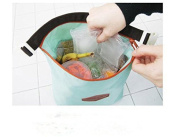 EQLEF® Leakproof Thermal Tote Freezer Bag Insulated Reusable Food Organiser Storage Travel Handbag Box Pouch