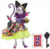 Ever After High Way Too Wonderland Kitty Chesire Doll by Ever After High