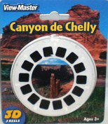 ViewMaster - Canyon de Chelly National Monument Arizona View-Master 3 Reel Set in 3D