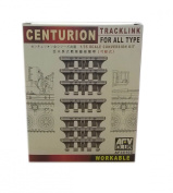 Centurion Workable Track Links for all Types 1-35 AFV Club by AFV Club