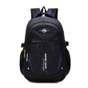 Student School Bag Casual Backpack Daypack Fits Up to 38cm Laptop