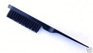 teasing brush back comb brush-styling brush black