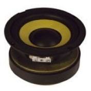 17cm Woofer with Kevlar cone