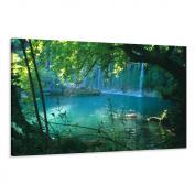 Visario 4164 Canvas Picture 80 x 60 cm Trees