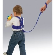 Diono Durable Sure Steps Child Harness With Extra Long Shoulder Straps Fits Larger Kids - Blue Baby / Child / Infant / Kid