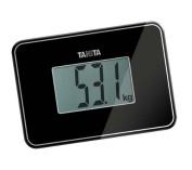 TANITA HD-386BK portable bathroom scales - black