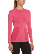 Odlo Evolution Warm Women's Long-Sleeved Crew Neck Vest