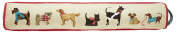 Hound Dog Draught Excluder by Ulster Weavers