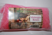 Midnight Roses (Bedroom, for Romance or that Romantic Night in) Home Comfort Simmering Granules 200g bag, Ideal for using in oil burners (instead of essential oils), scenting letters, putting in ashtrays to combat the smell, fragrancing and decorating ..