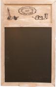 Nettle And Twine Blackboard ~ 50 X 34Cm Shabby Chic Style Memo Board