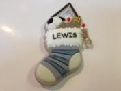 Lewis Christmas Stocking