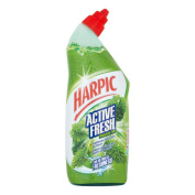 Harpic Active Fresh Pine Toilet Cleaner 750ml