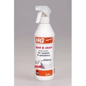 HG HAGESAN SPOT & STAIN SPRAY CARPET UPHOL 500ML
