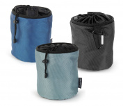 Brabantia Premium Peg Bag - Black/Blue/Mint
