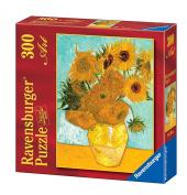 Ravensburger - Jigsaw Puzzle - 300 Pieces - Van Gogh : The sunflowers