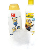 Despicable Me Minions Banana Scented Bath Bundle of 3 Items