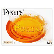 Pears Transparent Soap (125g) - Pack of 6