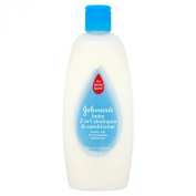Johnson's Baby 2-in-1 Shampoo and Conditioner 500 ml [Special Edition]